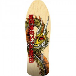 Powell Peralta  LTD Bones Brigade Series 11 Cab Ban This Re-Issue Deck - Natural 10.47x30.94 - Pre-Order
