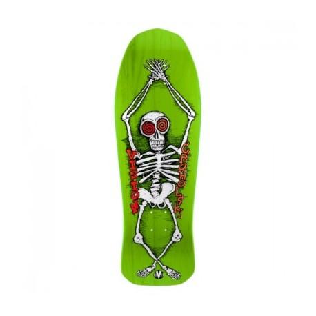 """Vision Groholski Skeleton OG 10.25"""" x 30"""" Lime"""